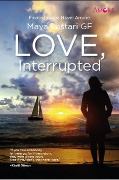 Review Novel Amore : Love; Interrupted