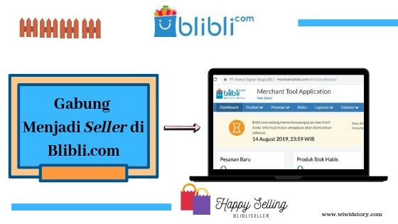 Happy Selling di Blibli.com