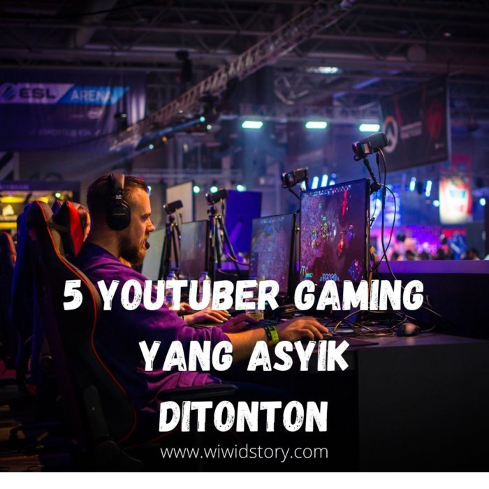 Youtuber Gaming favorit