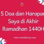 Doa dan Harapan di Akhir Ramadhan