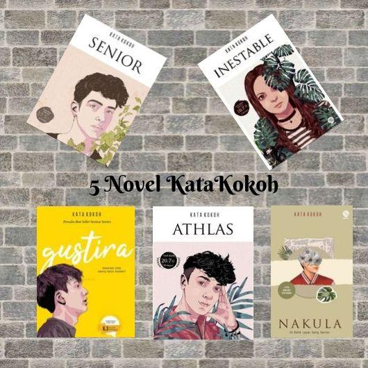 5 Novel KataKokoh Eko Ivano Winata