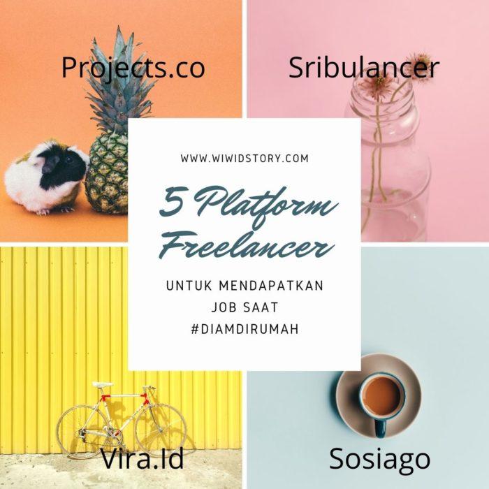 Website untuk freelancer