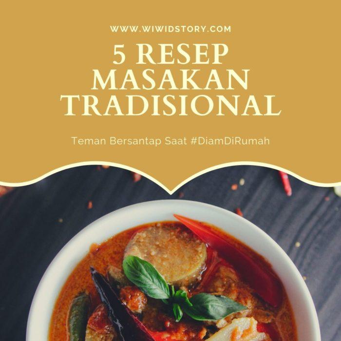 Resep Masakan Tradisional Lezzat