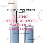 Lipstik Wardah