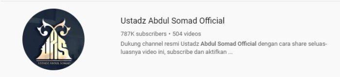 Ustadz Abdul Somad ustadz favorit