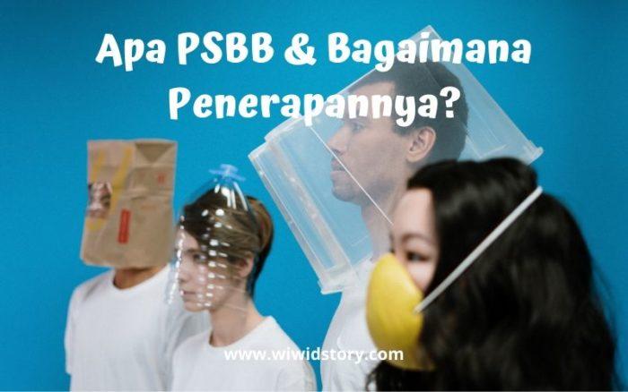 PSBB dan Penerapannya