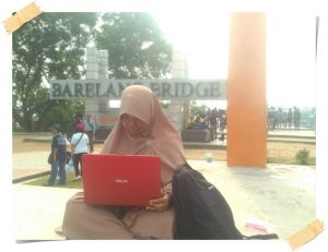 Barelang Bridge with Asus