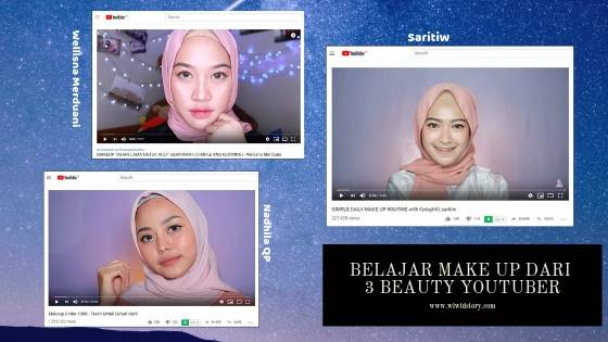 Tutorial Natural Makeup