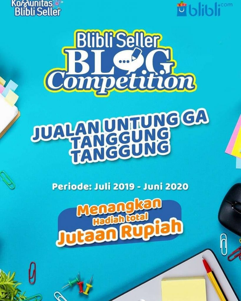 Blibliseller Blog Competition