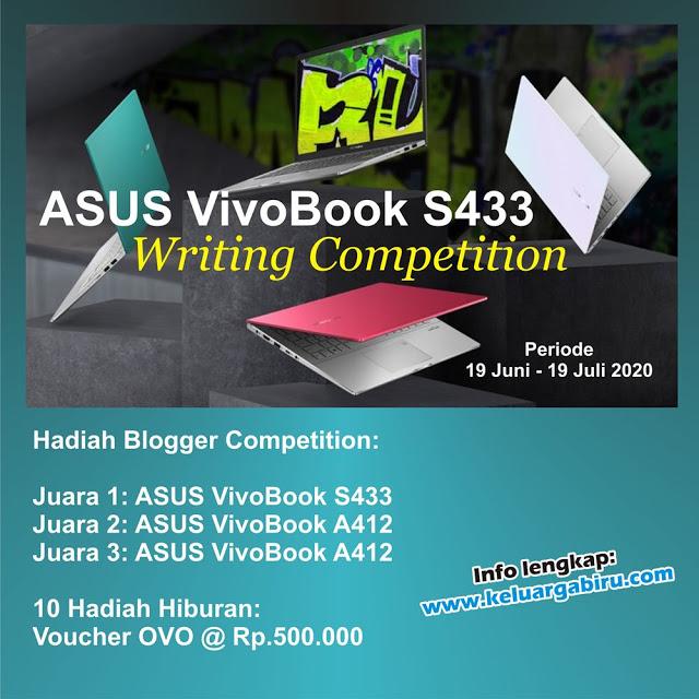 Asus Vivobook Blog Competition