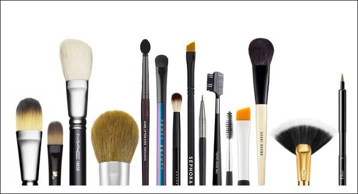 Brush Blended Makeup
