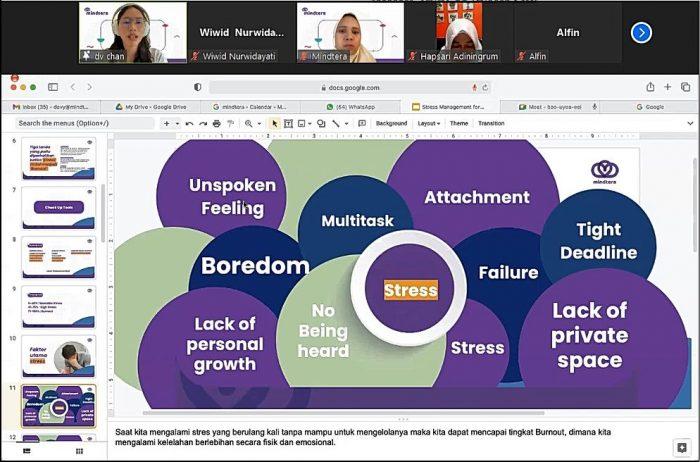 Ciri-ciri Stress dan pemicunya