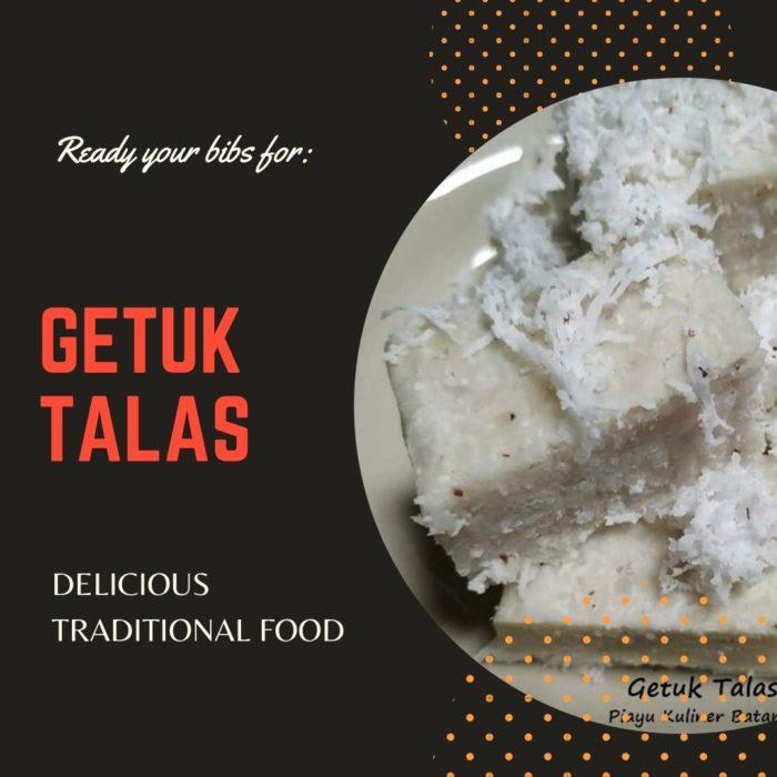 Getuk Talas
