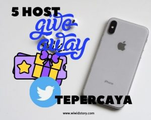 Giveaway Twitter