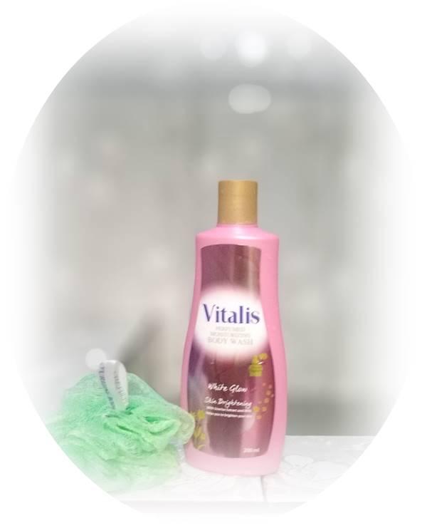VItalis Bosywash mandi parfum White Glow