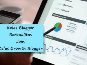 Kelas Blogger Berkualitas
