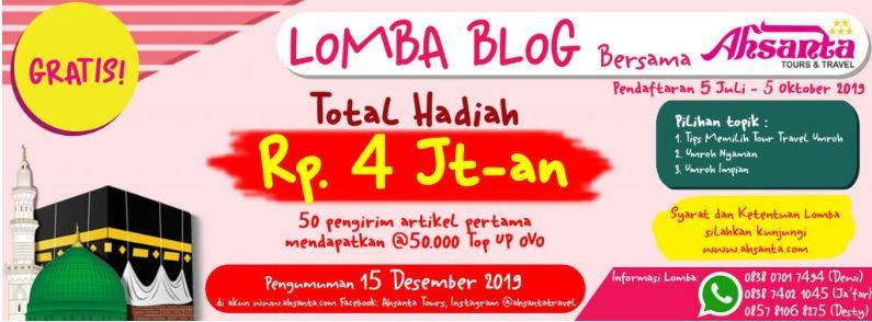 LOmba Blog Ahsanta Tour & Travel