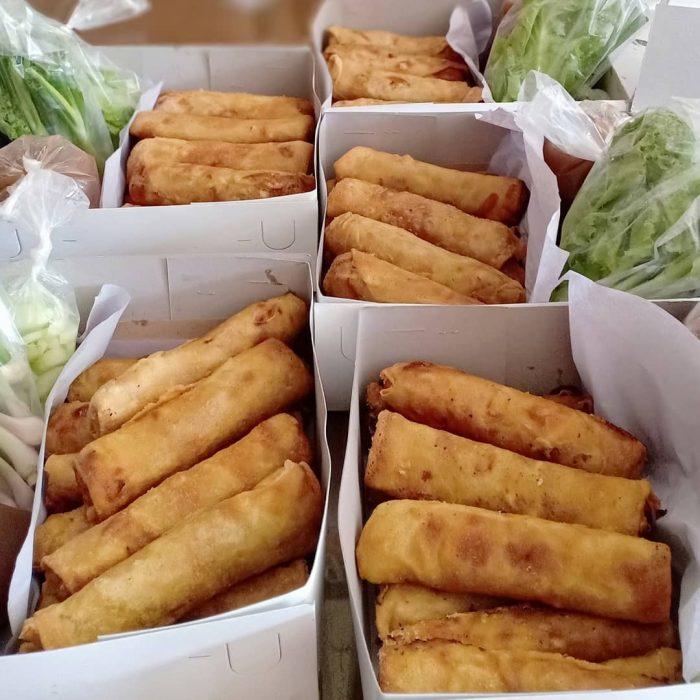 Kuliner malang Lumpia Depot Hok Lay