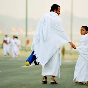 Mengajak Anak Ibadah Umroh