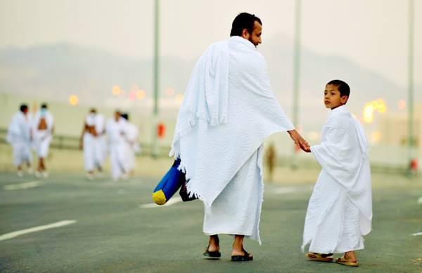 Mengajak Anak Untuk Ibadah Umroh, Kenapa Tidak?