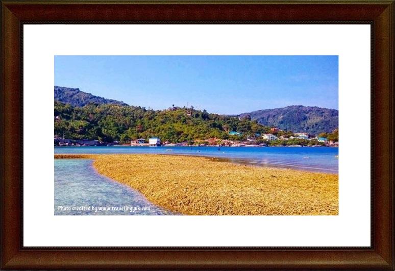 Pantai Tanjung Momon