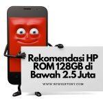 HP Rom 128GB