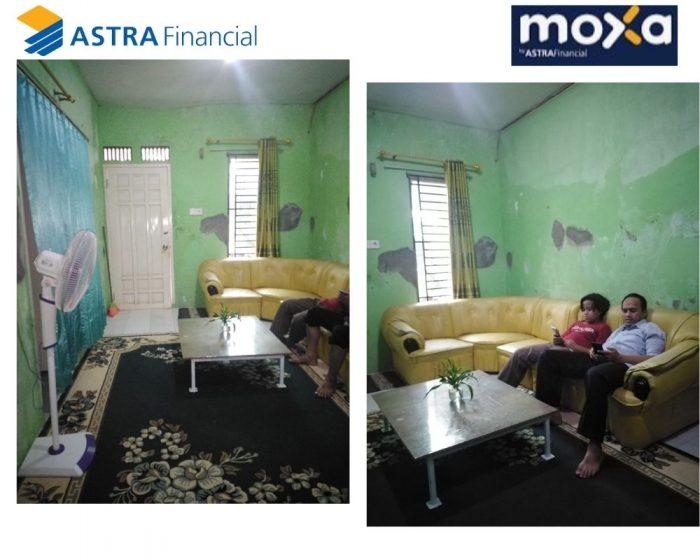 Moxa untuk Renovasi rumah