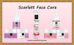 Review Scarlett Day cream