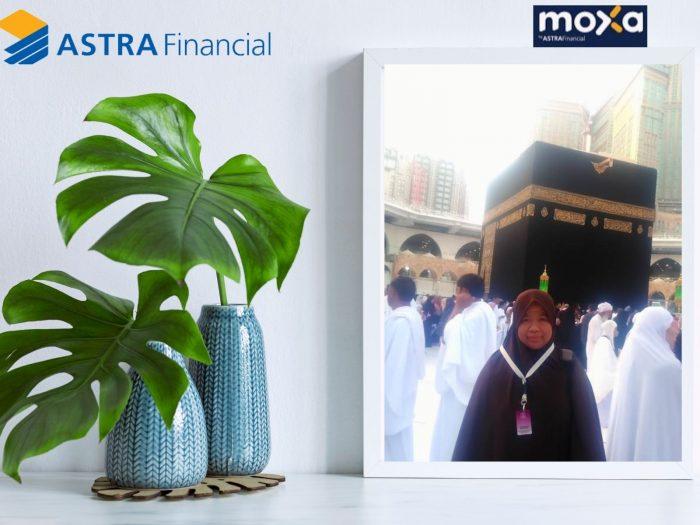 Moxa pembiayaan perjalanan Religi