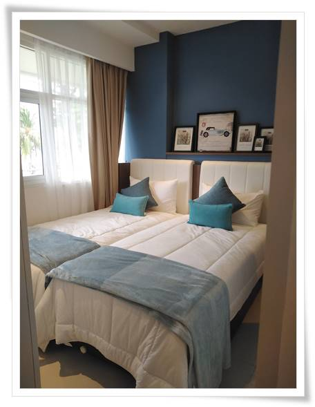 2 kamar tidur