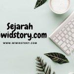 Sejarah wiwidstory
