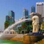 Merlion Singapura
