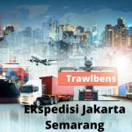 Ekspedisi Jakarta Semarang by Trawlbens