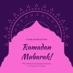 Ramadan di Tengah covid19