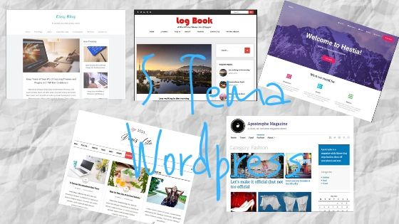 Tema Wordpress Ramah Seo