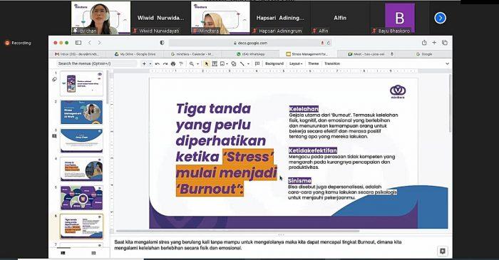 Ciri-ciri Stress menjadi burnout
