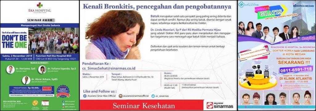 Informasi Acara di SehatQ.com