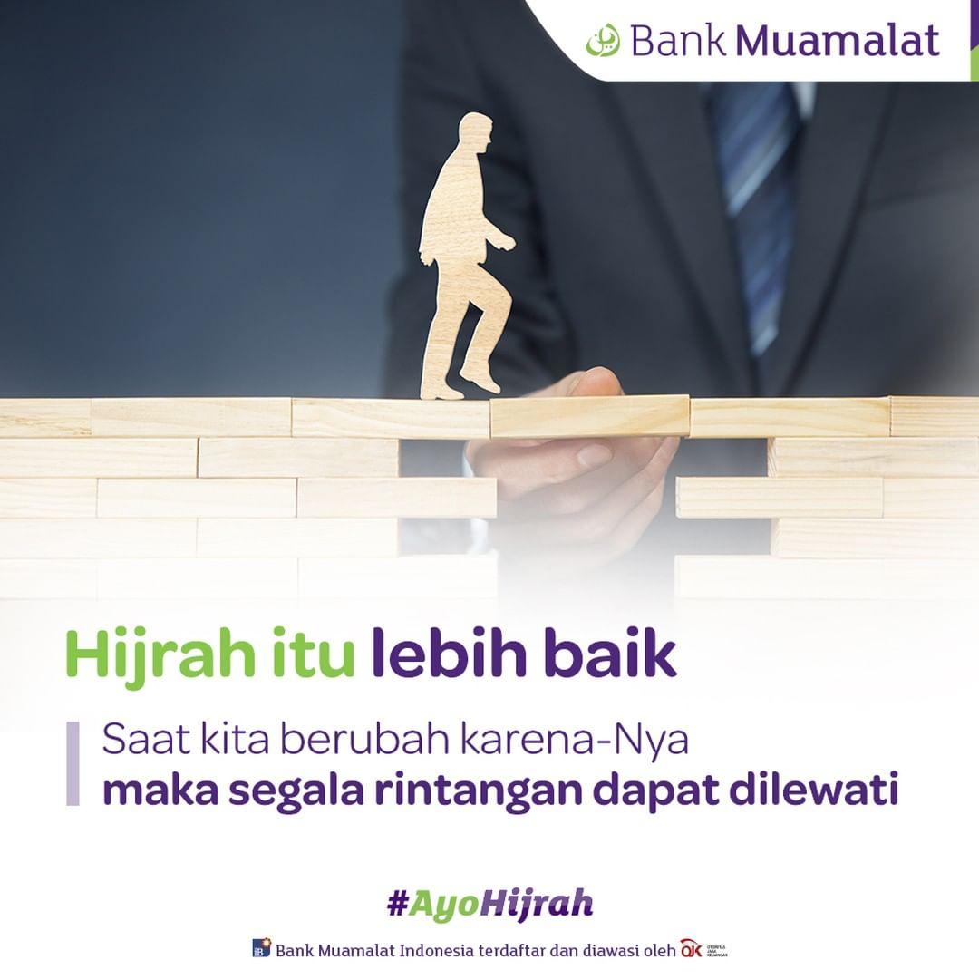 Bank Muamalat #AyoHijrah