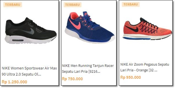 Nike New Arrival