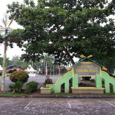 Lapangan Pamedan Tanjung Pinang