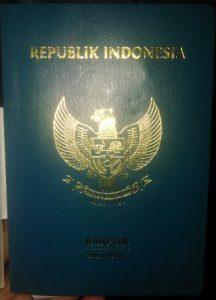 Persiapan Umroh, Passport