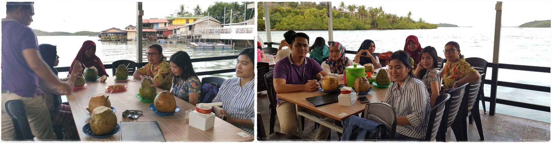 Love Seafood Restaurant Piayu laut